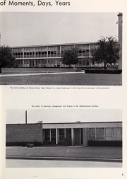 Page 9, 1968 Edition, Denton High School - Bronco Yearbook (Denton, TX) online yearbook collection