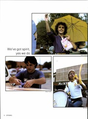 Page 10, 1985 Edition, Denton High School - Bronco Yearbook (Denton, TX) online yearbook collection