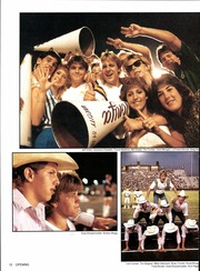 Page 16, 1985 Edition, Denton High School - Bronco Yearbook (Denton, TX) online yearbook collection