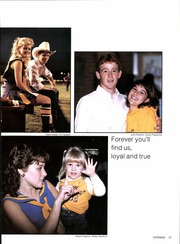 Page 17, 1985 Edition, Denton High School - Bronco Yearbook (Denton, TX) online yearbook collection