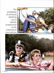 Page 6, 1985 Edition, Denton High School - Bronco Yearbook (Denton, TX) online yearbook collection