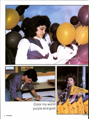 Page 8, 1985 Edition, Denton High School - Bronco Yearbook (Denton, TX) online yearbook collection
