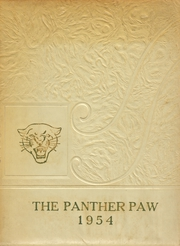 Page 1, 1954 Edition, Midway High School - Panther Paw Yearbook (Waco, TX) online yearbook collection