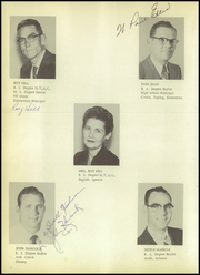 Page 12, 1954 Edition, Midway High School - Panther Paw Yearbook (Waco, TX) online yearbook collection