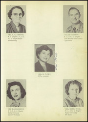 Page 13, 1954 Edition, Midway High School - Panther Paw Yearbook (Waco, TX) online yearbook collection