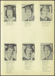 Page 17, 1954 Edition, Midway High School - Panther Paw Yearbook (Waco, TX) online yearbook collection