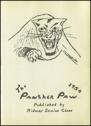 Page 7, 1954 Edition, Midway High School - Panther Paw Yearbook (Waco, TX) online yearbook collection