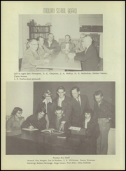 Page 10, 1955 Edition, Midway High School - Panther Paw Yearbook (Waco, TX) online yearbook collection