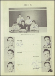 Page 17, 1955 Edition, Midway High School - Panther Paw Yearbook (Waco, TX) online yearbook collection