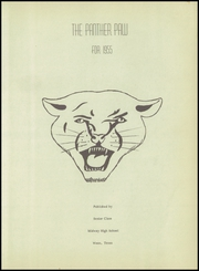 Page 7, 1955 Edition, Midway High School - Panther Paw Yearbook (Waco, TX) online yearbook collection