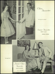 Page 16, 1959 Edition, Midway High School - Panther Paw Yearbook (Waco, TX) online yearbook collection