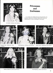 Page 17, 1975 Edition, Midway High School - Panther Paw Yearbook (Waco, TX) online yearbook collection