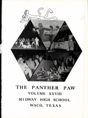 Page 5, 1975 Edition, Midway High School - Panther Paw Yearbook (Waco, TX) online yearbook collection