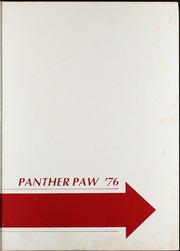 Page 1, 1976 Edition, Midway High School - Panther Paw Yearbook (Waco, TX) online yearbook collection