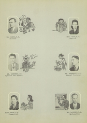Page 15, 1942 Edition, Levelland High School - El Lobo Yearbook (Levelland, TX) online yearbook collection