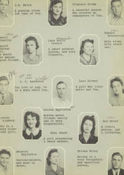 Page 21, 1942 Edition, Levelland High School - El Lobo Yearbook (Levelland, TX) online yearbook collection
