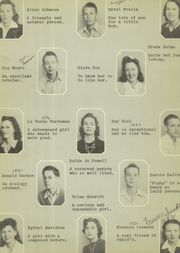 Page 22, 1942 Edition, Levelland High School - El Lobo Yearbook (Levelland, TX) online yearbook collection