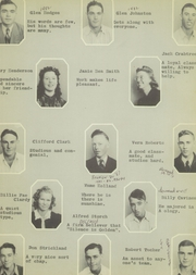 Page 25, 1942 Edition, Levelland High School - El Lobo Yearbook (Levelland, TX) online yearbook collection