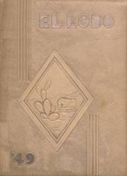 Levelland High School - El Lobo Yearbook (Levelland, TX) online yearbook collection, 1949 Edition, Page 1