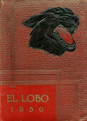 Levelland High School - El Lobo Yearbook (Levelland, TX) online yearbook collection, 1950 Edition, Page 1