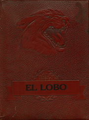 1952 Edition, Levelland High School - El Lobo Yearbook (Levelland, TX)