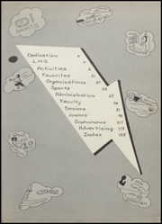 Page 7, 1953 Edition, Levelland High School - El Lobo Yearbook (Levelland, TX) online yearbook collection