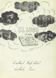 Page 5, 1954 Edition, Levelland High School - El Lobo Yearbook (Levelland, TX) online yearbook collection