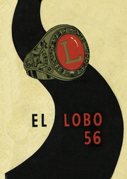 1956 Edition, Levelland High School - El Lobo Yearbook (Levelland, TX)
