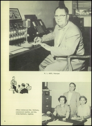 Page 10, 1956 Edition, Levelland High School - El Lobo Yearbook (Levelland, TX) online yearbook collection