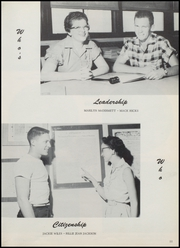 Page 15, 1957 Edition, Levelland High School - El Lobo Yearbook (Levelland, TX) online yearbook collection