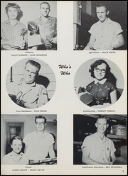 Page 17, 1957 Edition, Levelland High School - El Lobo Yearbook (Levelland, TX) online yearbook collection