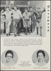 Page 5, 1957 Edition, Levelland High School - El Lobo Yearbook (Levelland, TX) online yearbook collection