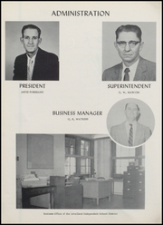 Page 16, 1958 Edition, Levelland High School - El Lobo Yearbook (Levelland, TX) online yearbook collection