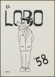 Page 5, 1958 Edition, Levelland High School - El Lobo Yearbook (Levelland, TX) online yearbook collection