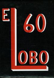 1960 Edition, Levelland High School - El Lobo Yearbook (Levelland, TX)