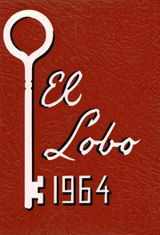 1964 Edition, Levelland High School - El Lobo Yearbook (Levelland, TX)
