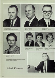 Page 14, 1965 Edition, Levelland High School - El Lobo Yearbook (Levelland, TX) online yearbook collection