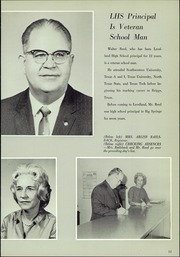 Page 15, 1965 Edition, Levelland High School - El Lobo Yearbook (Levelland, TX) online yearbook collection