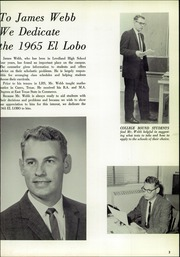Page 7, 1965 Edition, Levelland High School - El Lobo Yearbook (Levelland, TX) online yearbook collection