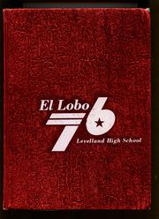 1976 Edition, Levelland High School - El Lobo Yearbook (Levelland, TX)