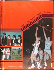 1982 Edition, Levelland High School - El Lobo Yearbook (Levelland, TX)