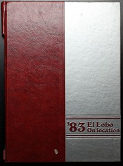 1983 Edition, Levelland High School - El Lobo Yearbook (Levelland, TX)