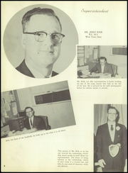 Page 12, 1956 Edition, Muleshoe High School - Eagle Yearbook (Muleshoe, TX) online yearbook collection