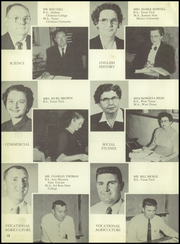 Page 16, 1956 Edition, Muleshoe High School - Eagle Yearbook (Muleshoe, TX) online yearbook collection