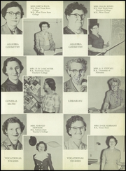 Page 17, 1956 Edition, Muleshoe High School - Eagle Yearbook (Muleshoe, TX) online yearbook collection
