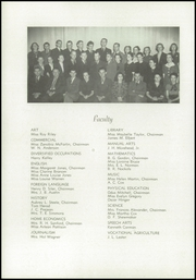 Page 14, 1940 Edition, Pampa High School - Harvester Yearbook (Pampa, TX) online yearbook collection