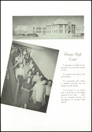 Page 9, 1940 Edition, Pampa High School - Harvester Yearbook (Pampa, TX) online yearbook collection