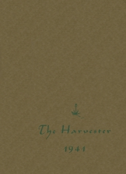 Page 1, 1941 Edition, Pampa High School - Harvester Yearbook (Pampa, TX) online yearbook collection