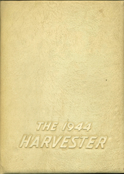 Page 1, 1944 Edition, Pampa High School - Harvester Yearbook (Pampa, TX) online yearbook collection
