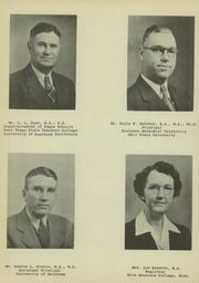 Page 12, 1944 Edition, Pampa High School - Harvester Yearbook (Pampa, TX) online yearbook collection